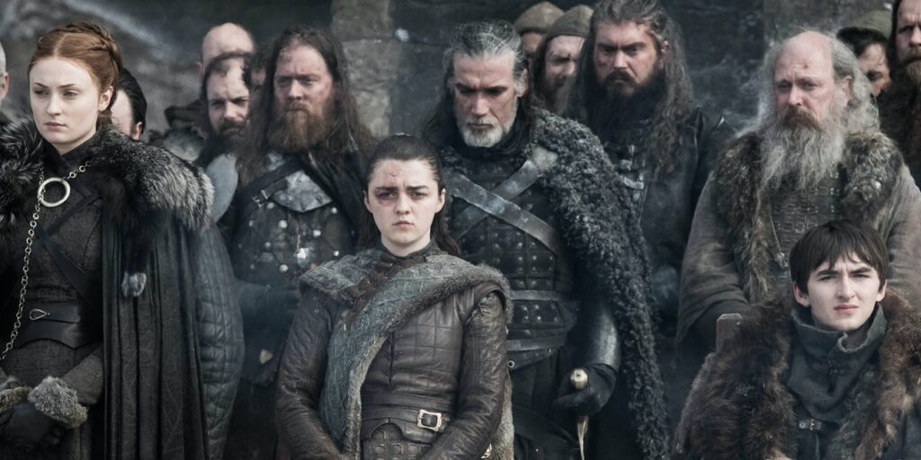 Game of Thrones Season 8, Series Episode 5