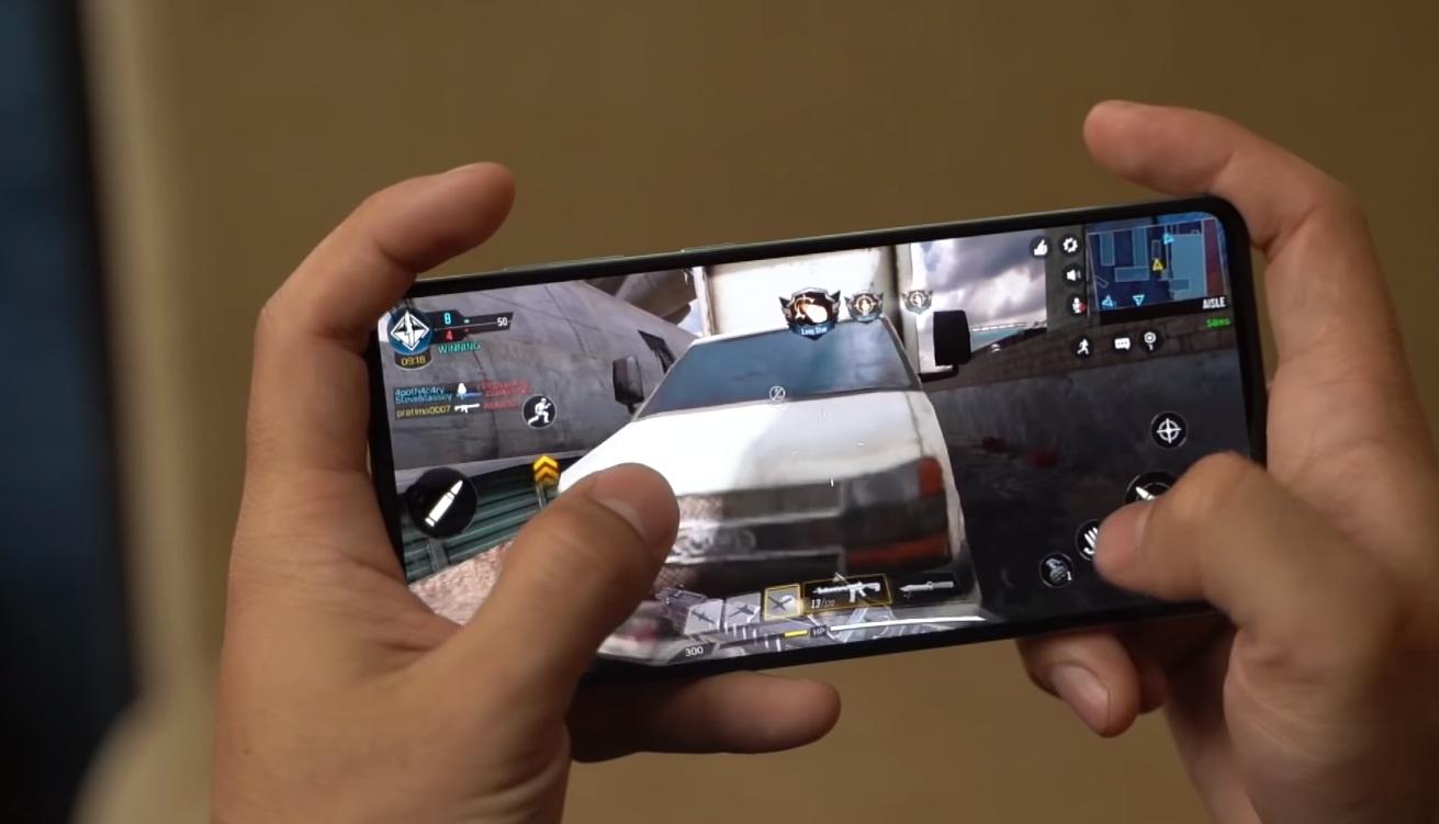 Samsung A71 Gaming