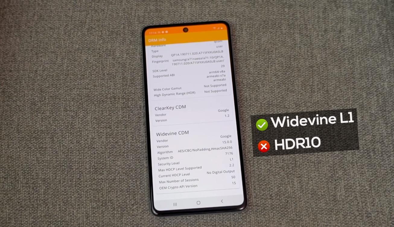 Samsung A71 Bangla Review - DRM INFO