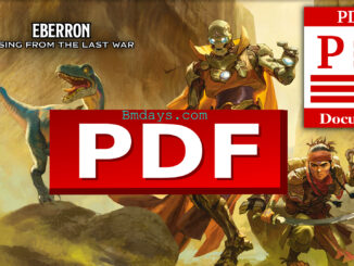 Eberron Rising From The Last War PDF download link