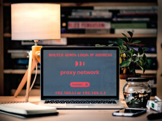 Router Admin Login