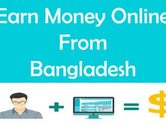 earn money online form bangladesh