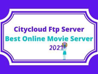 Citycloud Ftp Server - Best Online Movie Server