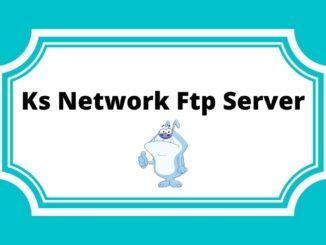 Ks Network Ftp Server