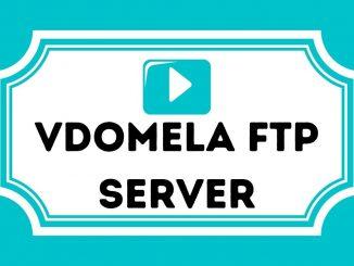 Vdomela FTP Server
