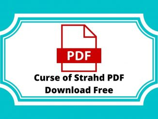 Curse of Strahd PDF Download Free