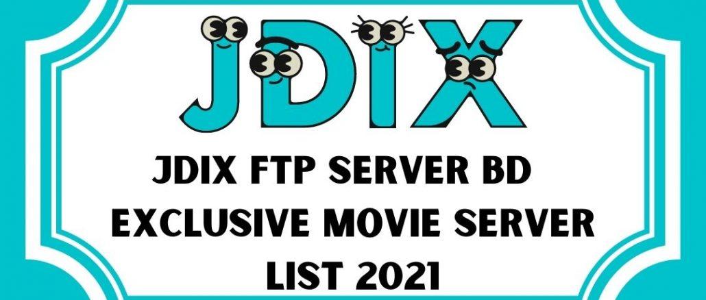 JDIX FTP SERVER BD